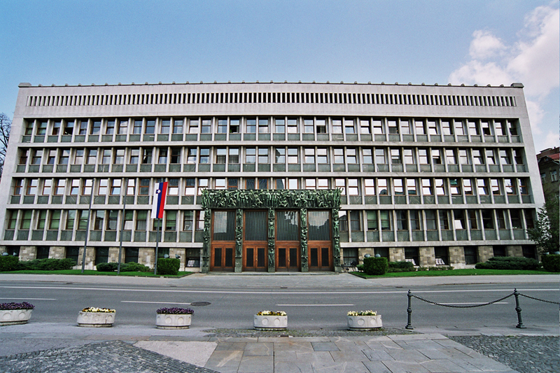 parlament-slovenia
